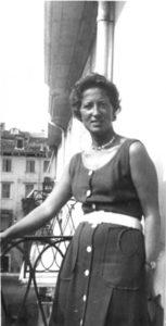 Teresa Rampazzi, 1955 ca
